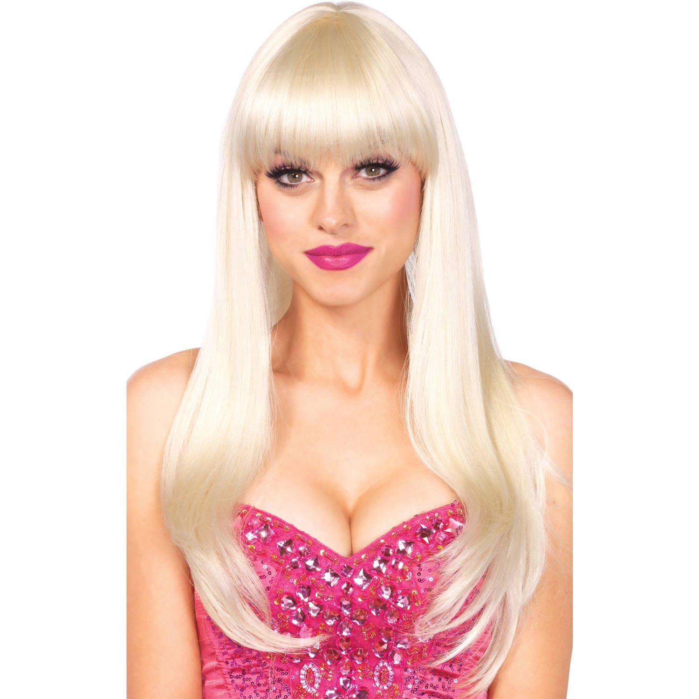 Long Blonde Wigs : Halloween Wigs - Walmart.com | Nancy Drew ...