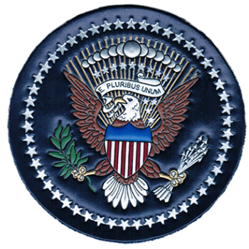 Presidential Seal Patch Presidential Seal Therapeutic Art Projects Patches