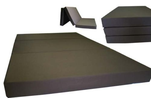 this seems like a good solution for a guest bed camping bed dorm room