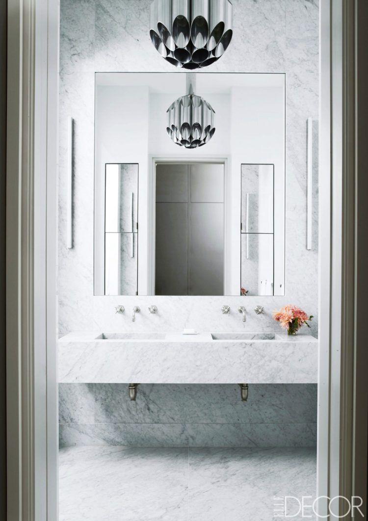 Top Luxury Bathroom Mirrors | Large frameless mirrors, Bathroom ...