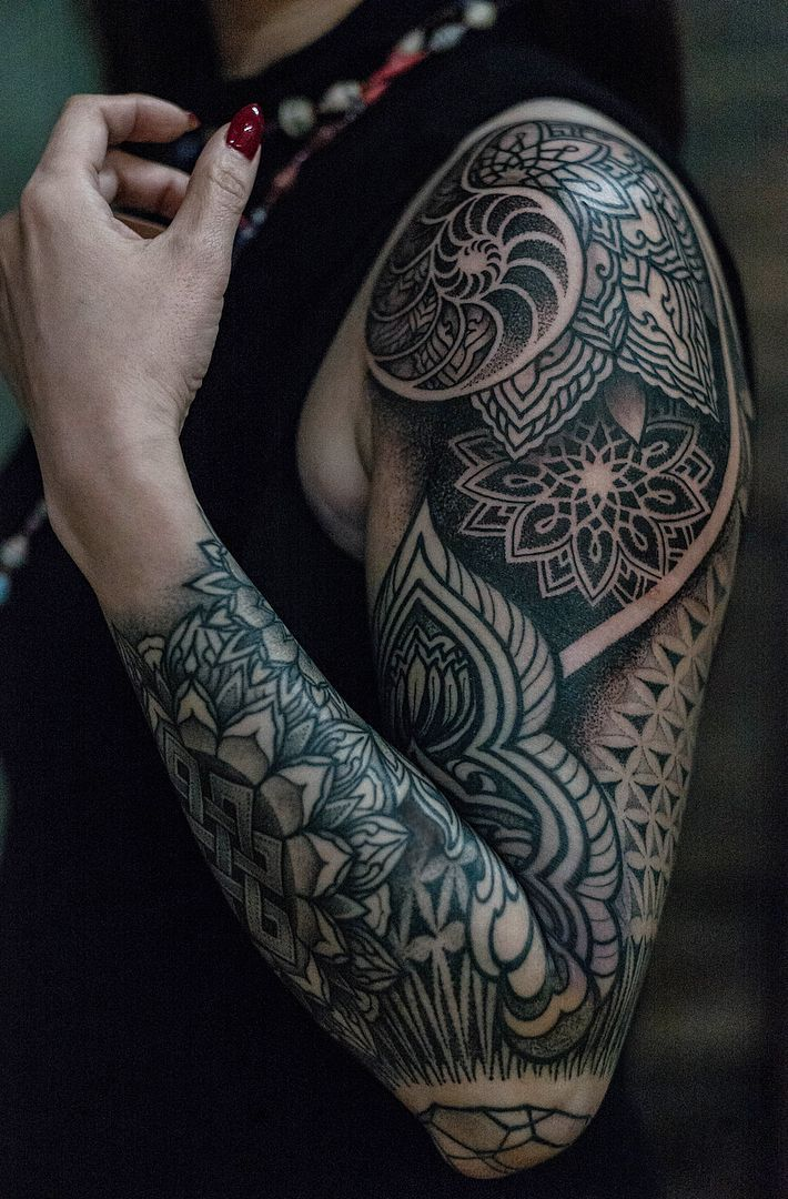 50 Of The Most Beautiful Mandala Tattoo Designs For Your Body Soul Sleeve Tattoos Sleeve Tattoos For Women Full Sleeve Tattoos