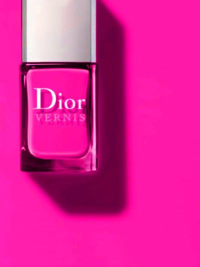 What Colors Go With Hot Pink color fucsia - fuchsia!!! nails polish great combo with a bright