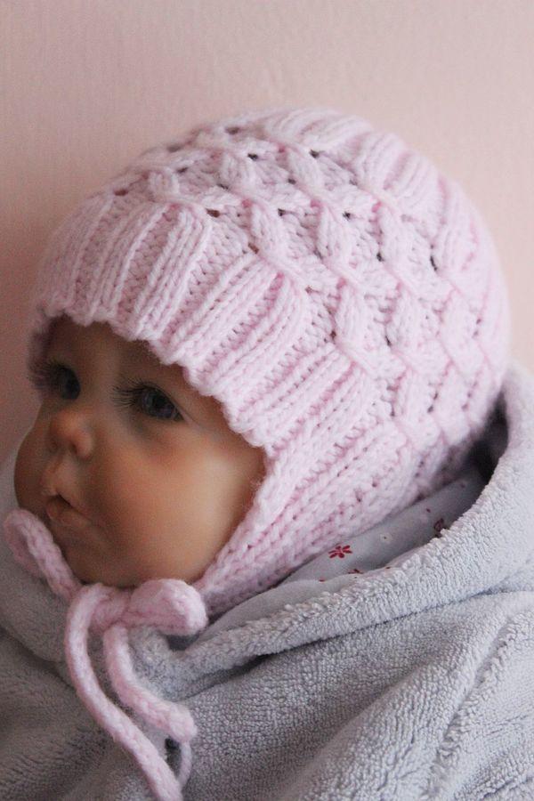 Strick jetzt für Dein Baby / Kind / Enkelkind eine schöne Mütze mit ...