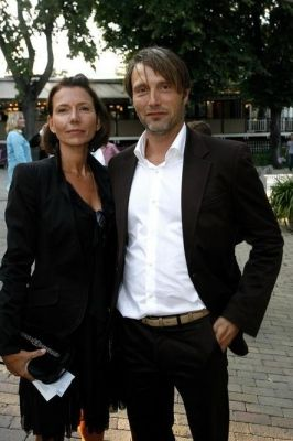Mads Mikkelsen and his wife (2007) | About Mads ...