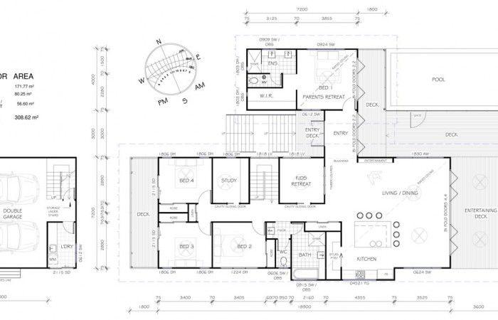 Callistamon 308 Bush and Beach House & Home Designs | Beach houses ...