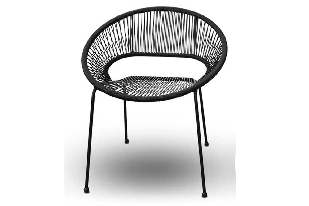 Acapulco Dining Arm Chair Hl Aca Dsc In 2020 Dining Arm Chair Woven Furniture Outdoor Wicker Furniture