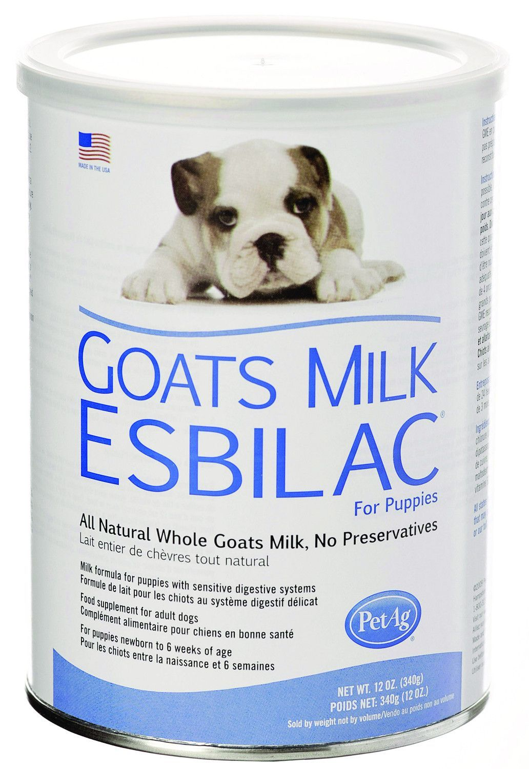 Goat Milk Esbilac Powder Products Pinterest Dog Health Care