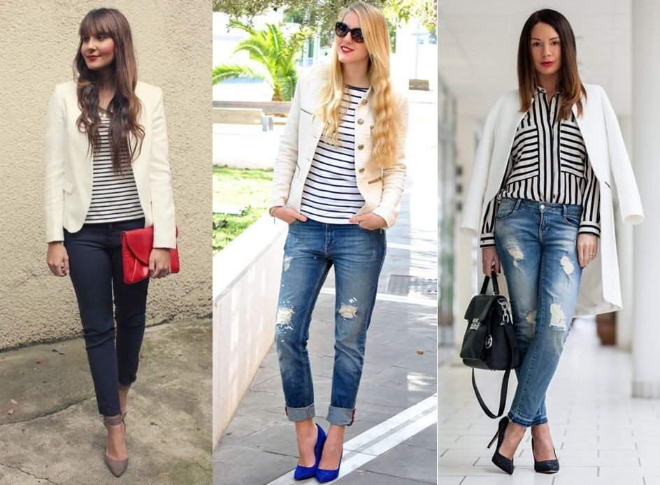 40d66d915c look jeans com blazer feminino - Pesquisa Google