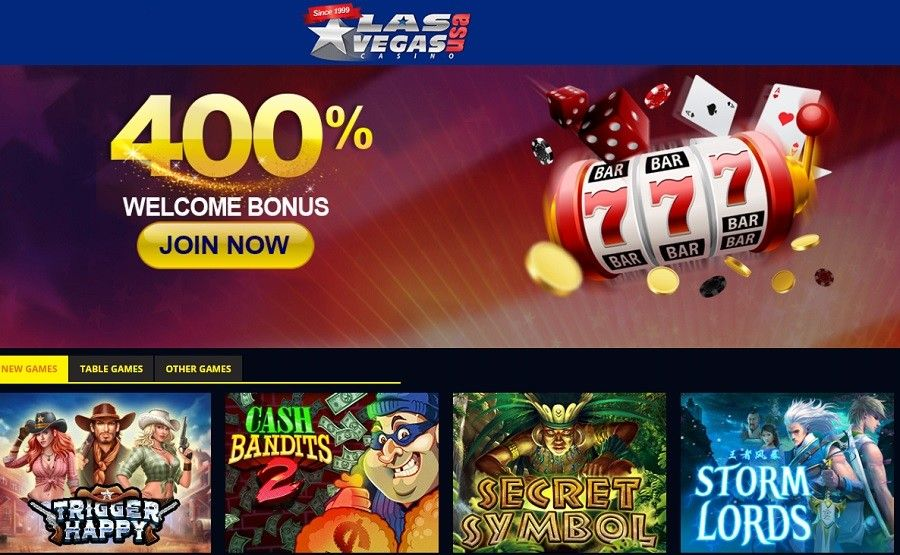 Las Vegas USA casino exclusive bonus codes – sign up, reload and no deposit