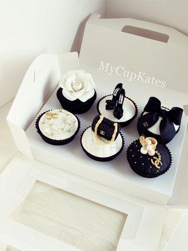 sports shoes 3e048 fc49f プレゼントは、シャネル?!ハイセンスなCHANELカップケーキで ...