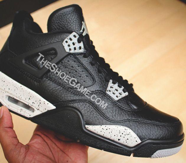Air Jordan Iv Oreo Powroca W 2015 Roku Nike Shoes Women Nike Shoes Outlet Nike Outlet