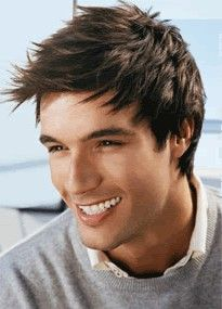 Short Messy Hairstyles For Men | Short Messy Hairstyles For Men Pictures
