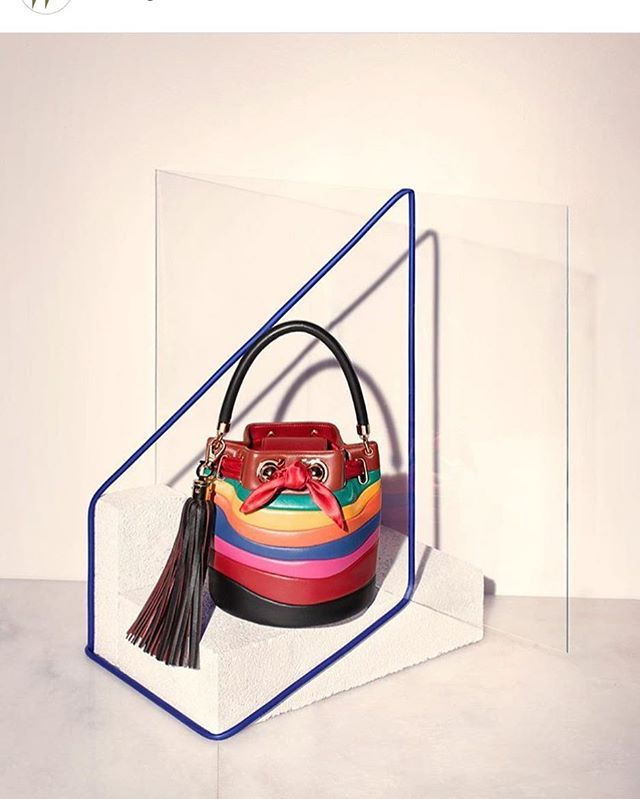 e5aebe6c45 A Modern Icon  Inspired by Salvatore Ferragamo s famous 1938 Rainbow Wedge