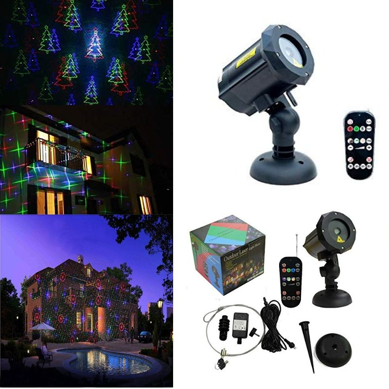 Outdoor Laser Christmas Light Projector Review Top 3 Laser Christmas Lights Laser Christmas Lights Projectors Christmas Light Projector