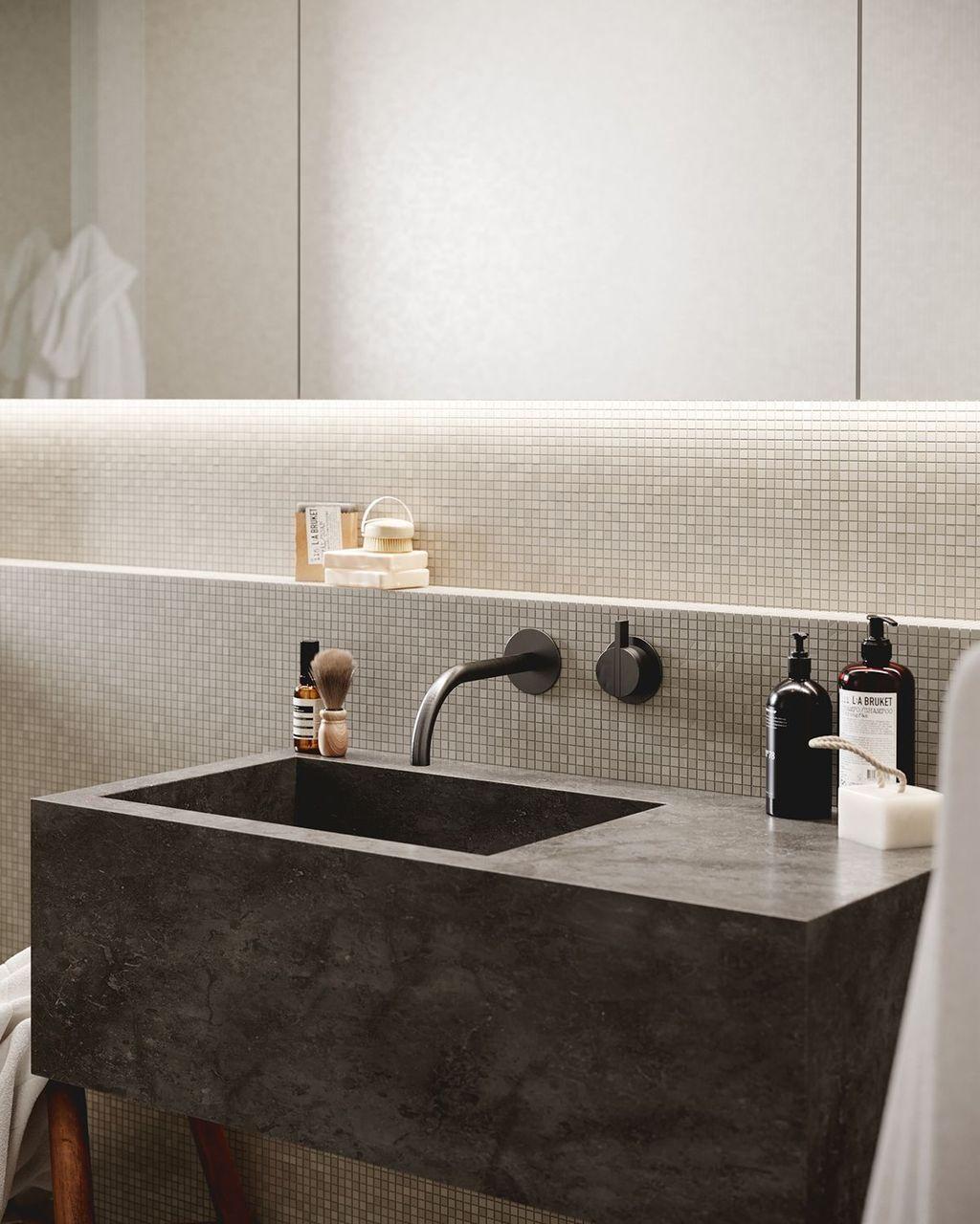 34 Inexpensive Bathroom Design Ideas With Lights