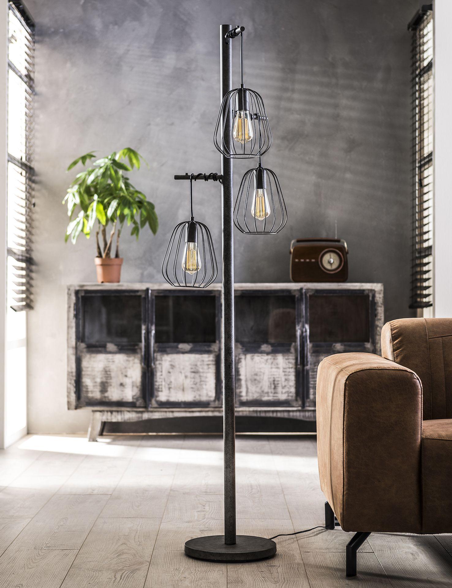 Stehlampe Lampoon  Stehlampe wohnzimmer, Stehlampe, Stehlampen