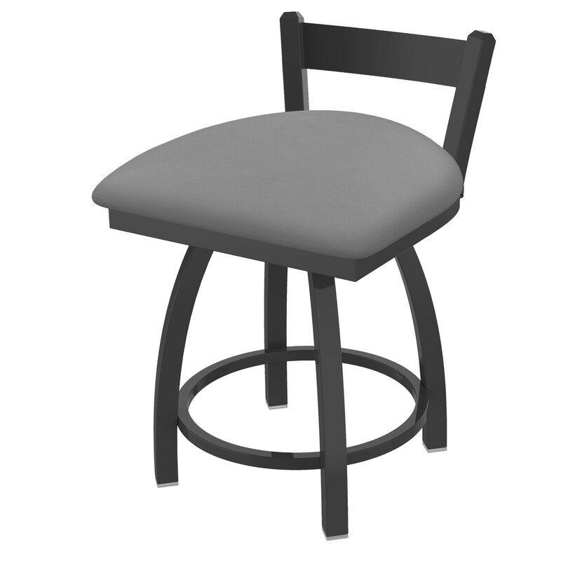 Daniela Low Back Swivel Vanity Stool Swivel Dining Chairs