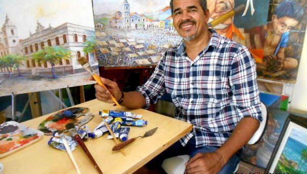 Carnaval de Zé Puluca: Vamos ajudar Joaz Silva a participar da Bienal de ...