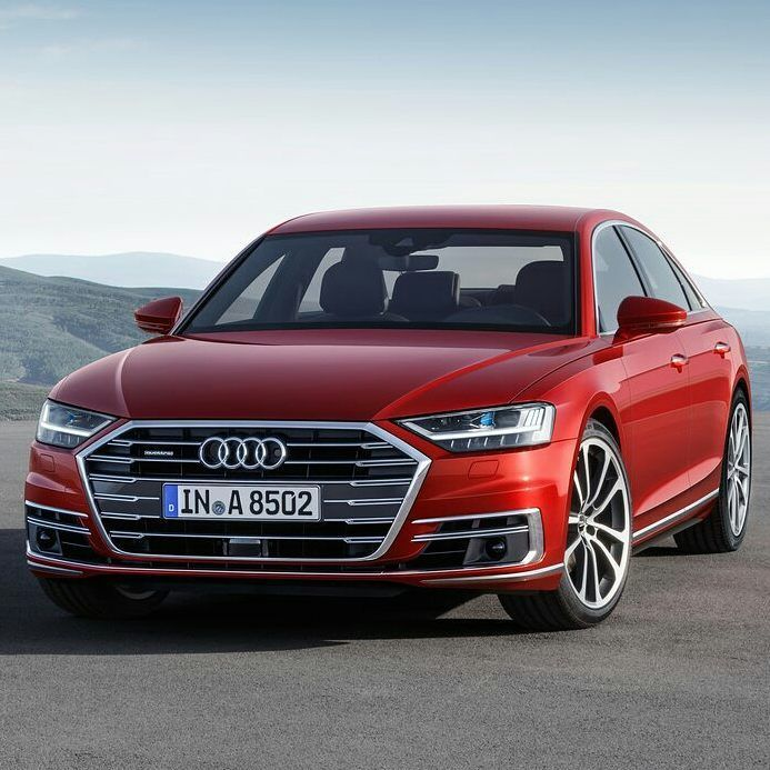 """ficial New Car Page new cars news on Instagram """"2018 Audi A8"""