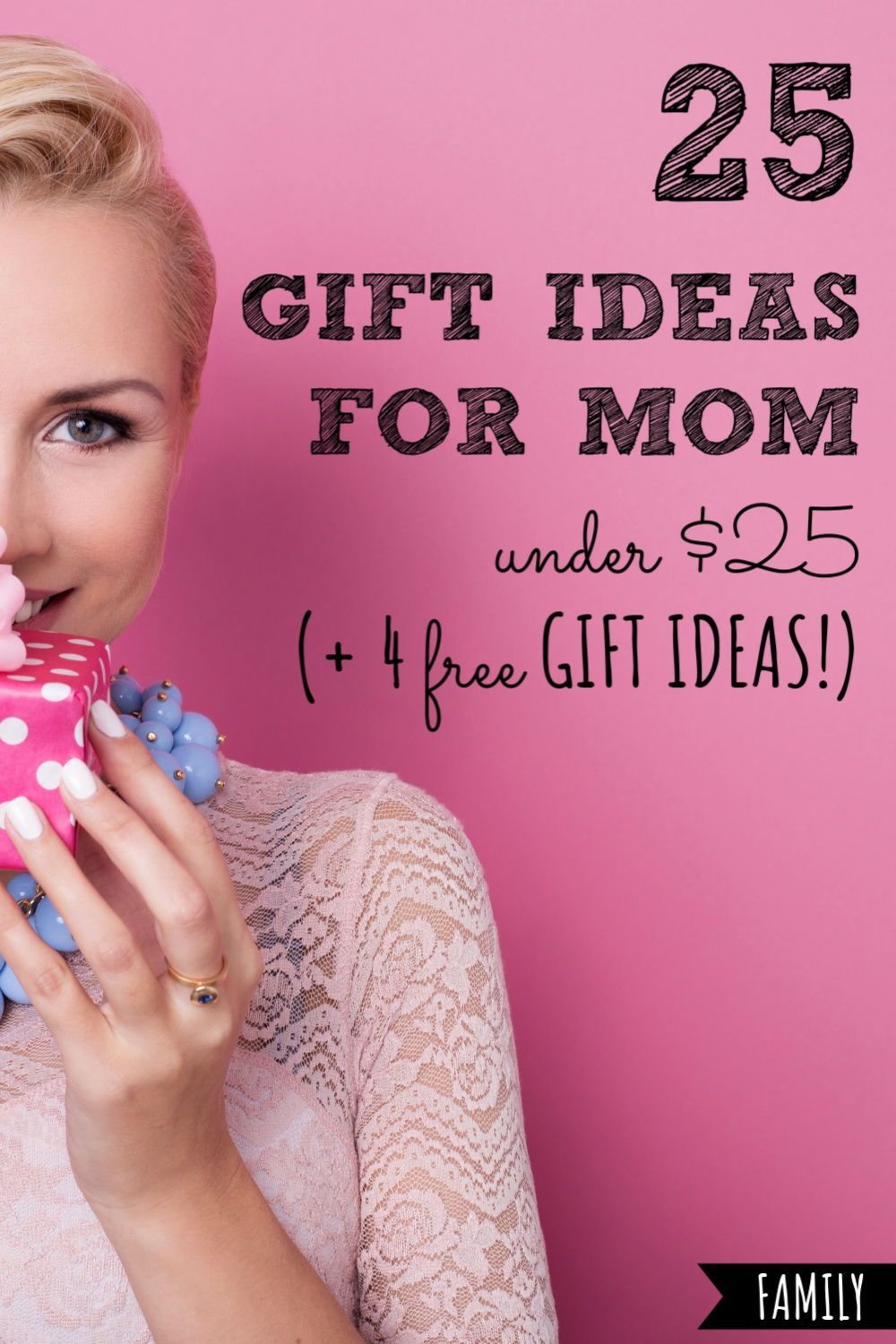 mothers day gift ideas for wife diy