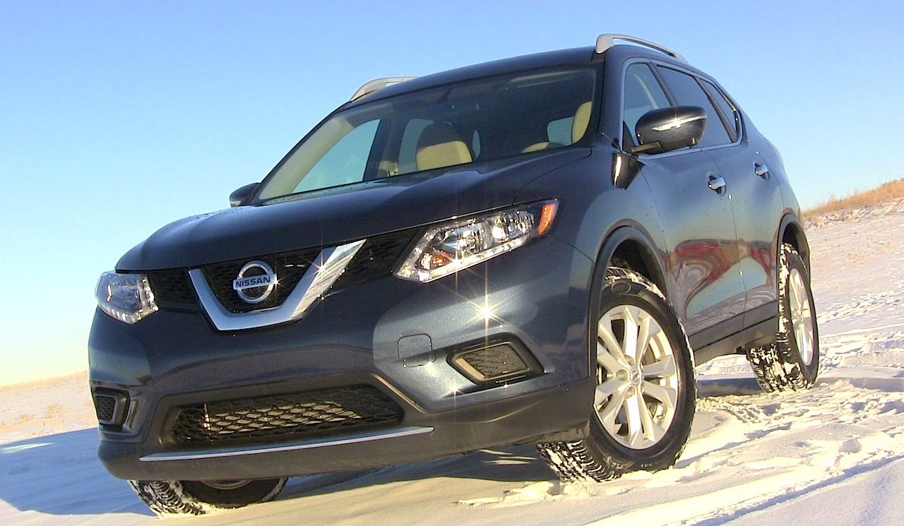 2015 Nissan Rogue Hybrid SUV Reviews http