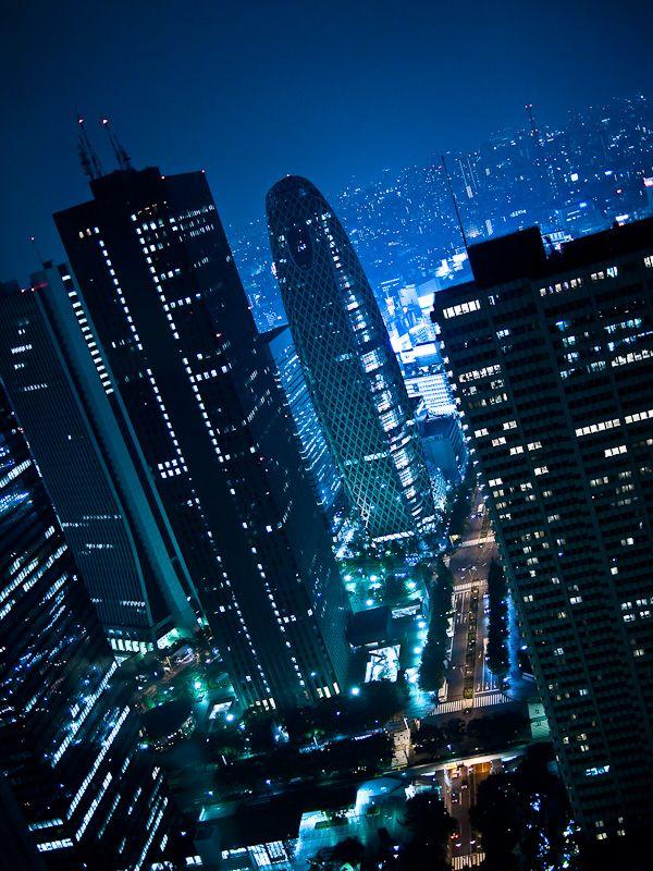 Shinjuku Night City