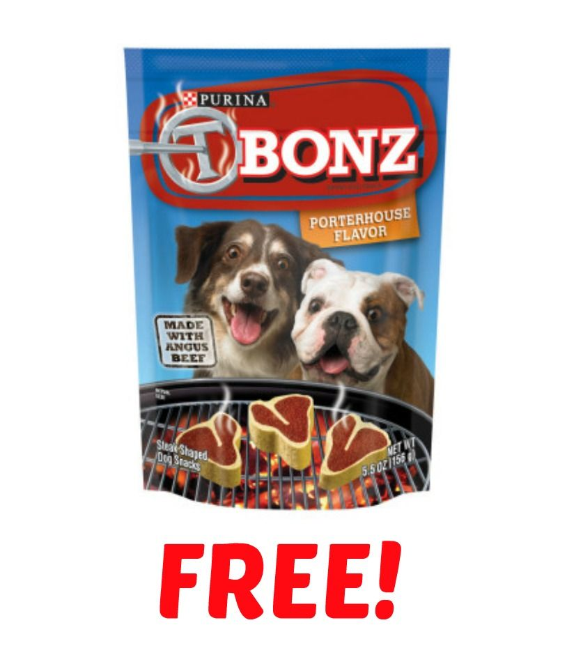 Purina T Bonz Dog Treats Are On Sale At Kmart And Kmart Is