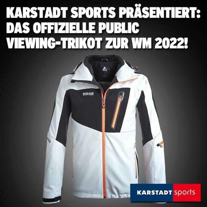 Karstadt Sport Trikot