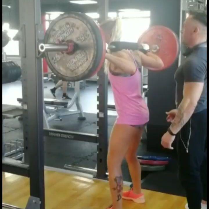 fitnessstudio Watch the Best YouTube Videos Online - @nicci_612 hat sich mit 100kg ebenfalls eine