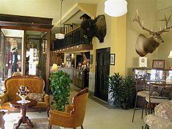 The Murray Hotel In Livingston Montana