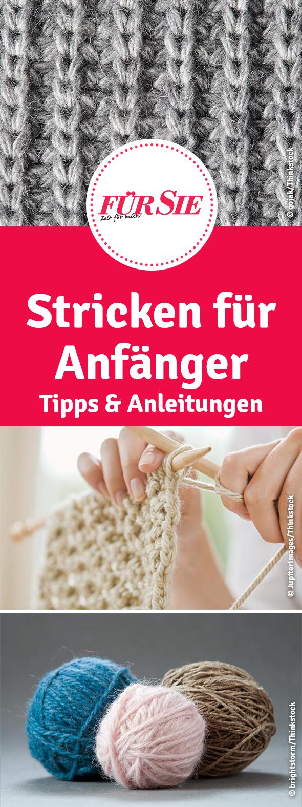 Photo of Stricken für Anfänger – Tipps und Anleitungen