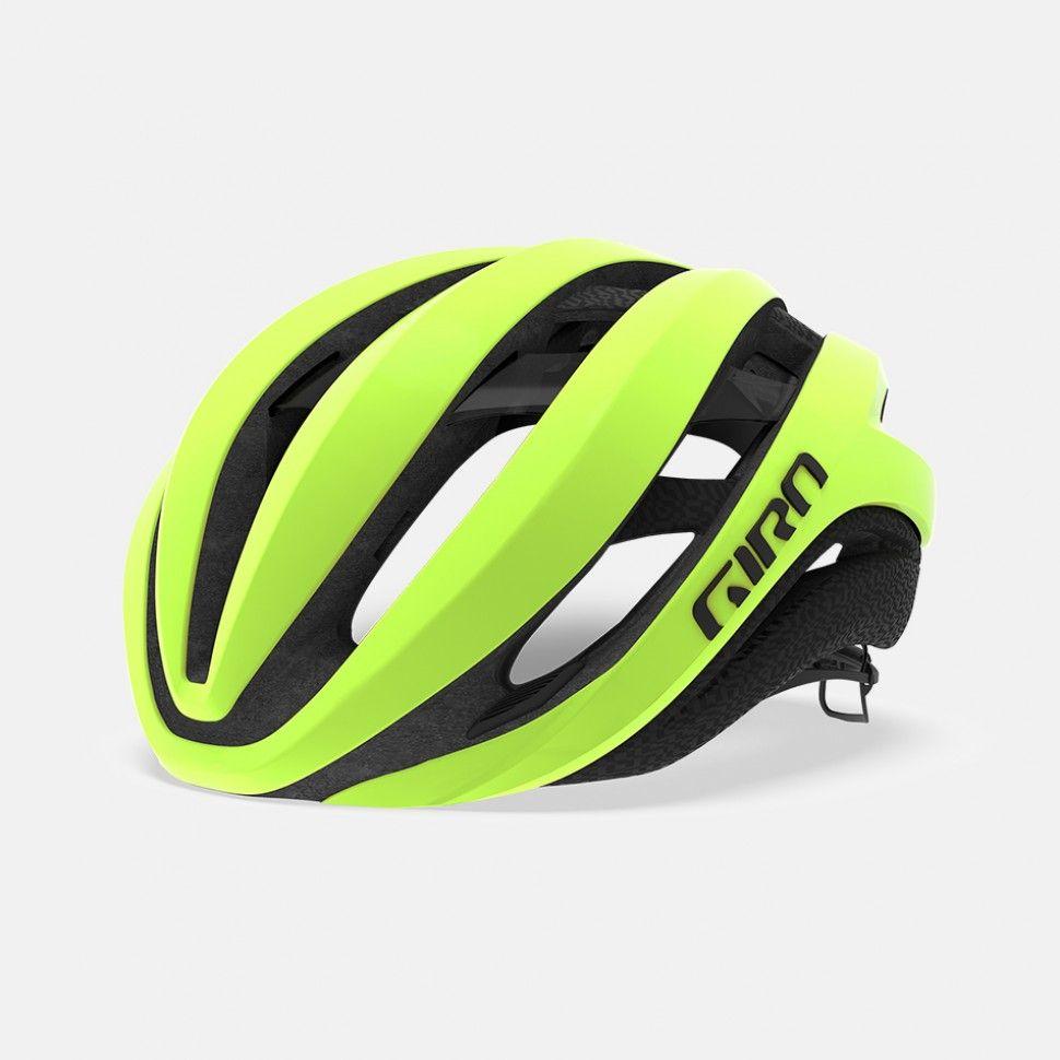 Giro Cinder MIPS Cycling Helmet Highlight Yellow Medium