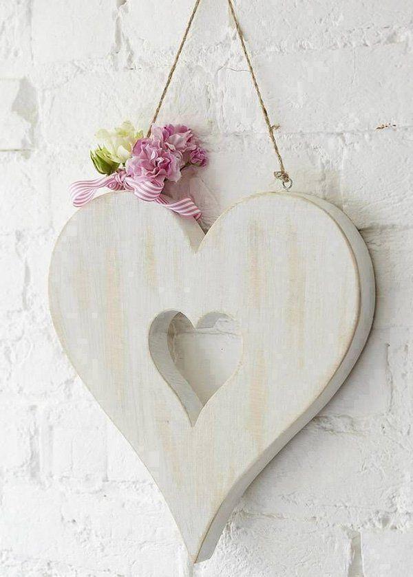 35 Creative Diy Heart Symbols Wild Heart Pinterest Heart