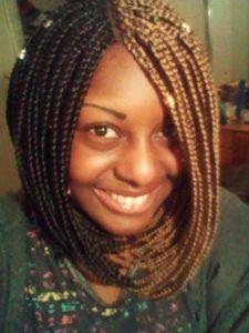 40 stunning african braids  shoulder length box braids