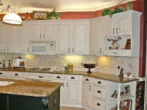 Kitchen Cabinets Ideas kitchen cabinet backsplash : 17 Best images about Kitchen Backsplashes on Pinterest | Islands ...
