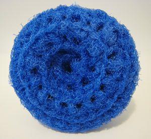 Crochet Net Dish Scrubbie | Scrubbies crochet pattern ...