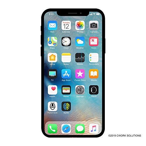 Apple Iphone X 64gb Silver For At T Renewed In 2020 Apple Iphone Unlocked Cell Phones Iphone