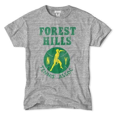 Forest Hills Tennis Assoc T-Shirt  2d4999cf2