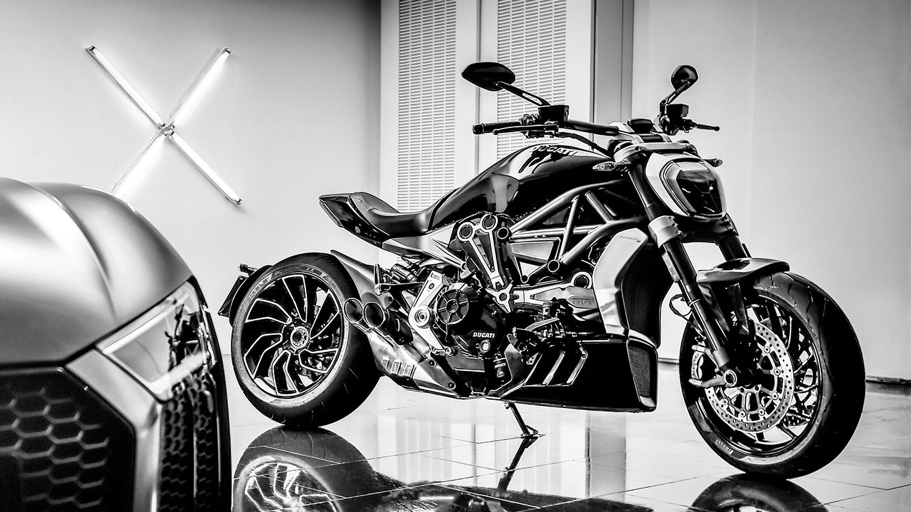 XDiavel unique SportCruiser bikes (With images) Best