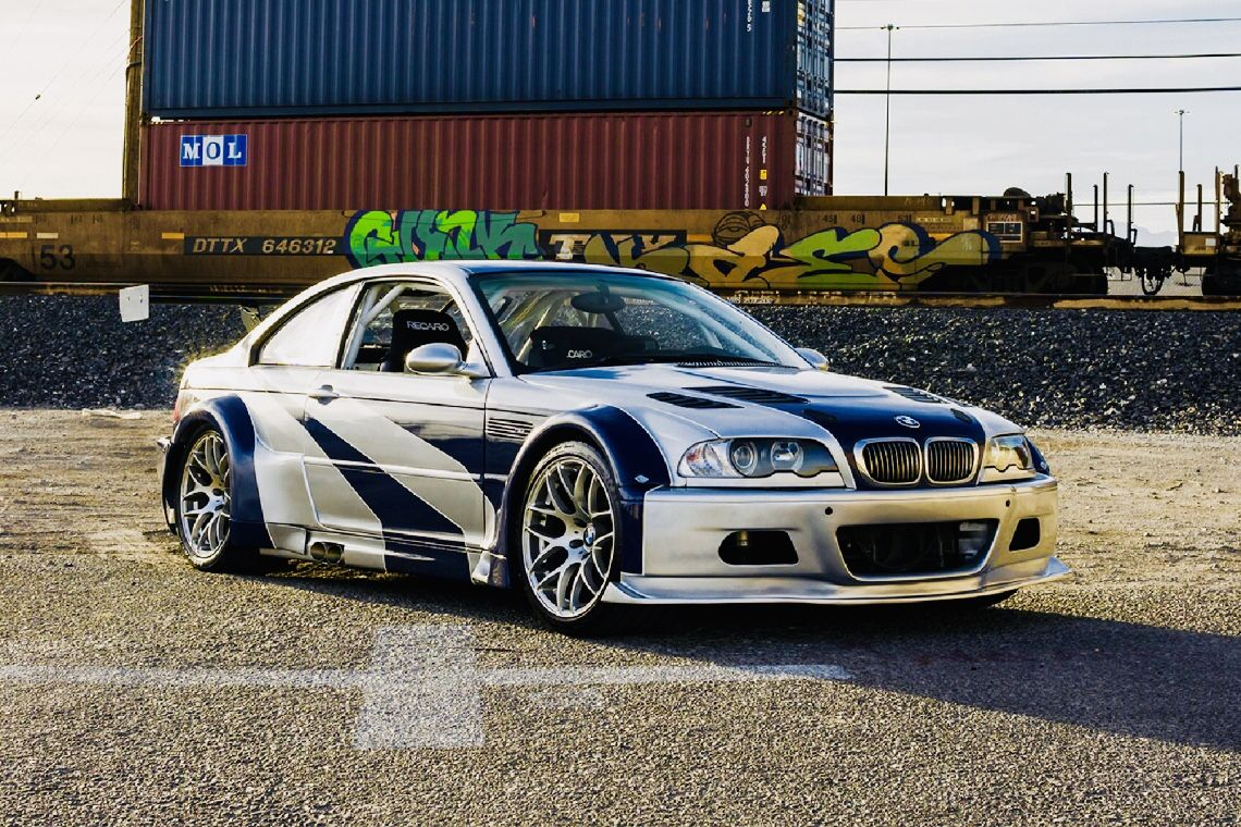 Bmw M3 Gtr In Real Life Carros Carros Incriveis Muscle Cars