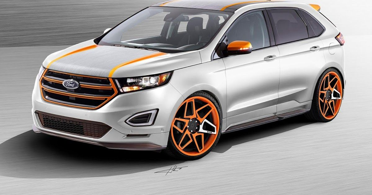 35++ Ford edge sport ecoboost trends