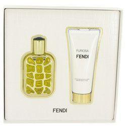 Fendi Furiosa by Fendi Gift Set -- 1.7 oz Eau De Parfum Spray + 2.5 oz Body Lotion (Women)