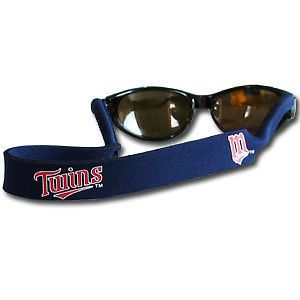 Minnesota Twins Croakies Strap for Sunglasses Visit our website for more: www.thesportszoneri.com