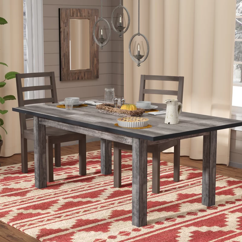 Katarina Extendable Dining Table Dining Table In Kitchen Dining Table Extendable Dining Table