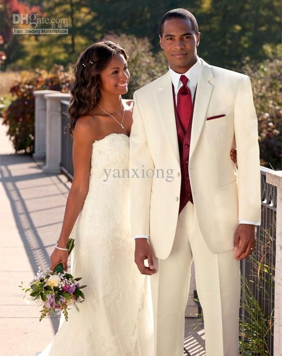 ea8c4acbe groom wear white custom made suits | US WEDDING | Tuxedo wedding ...