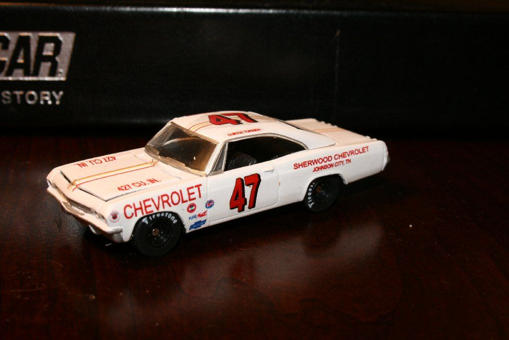 Curtis Turner 1965 Sherwood Chevrolet Chevrolet Impala Chevrolet Car Model Chevrolet Impala