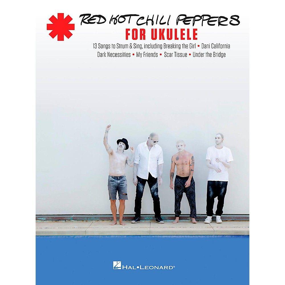 Hal Leonard Red Hot Chili Peppers for Ukulele