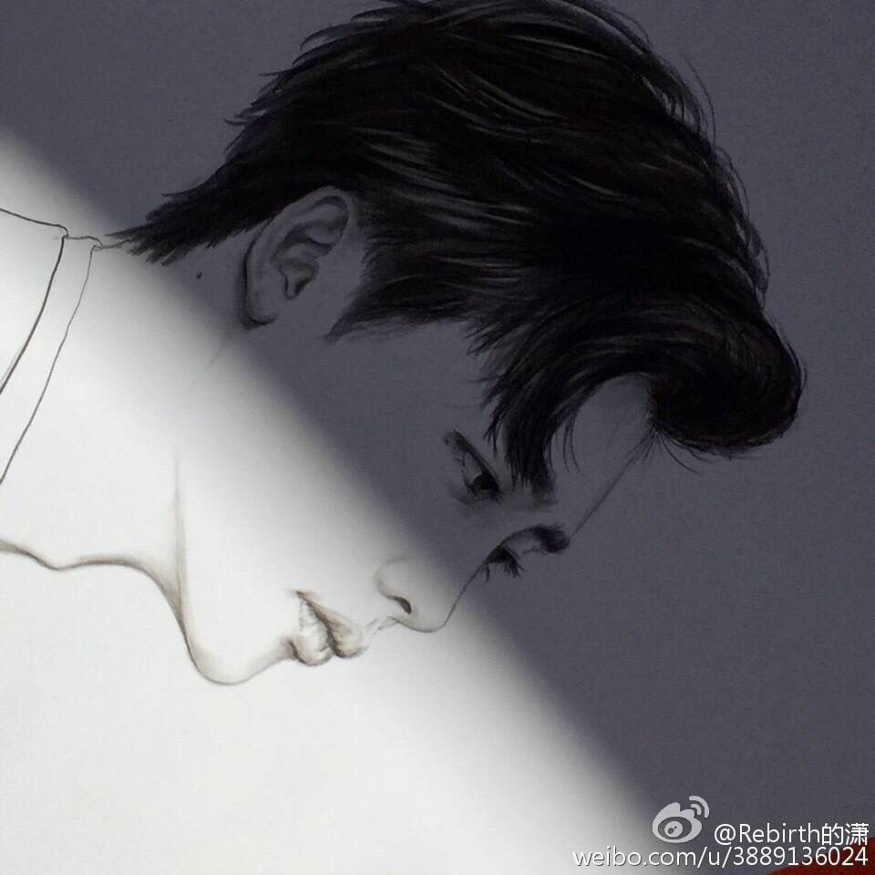 Lee Jong Suk fanart Cr as tagged