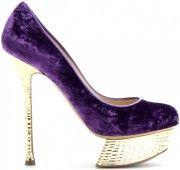 Nicholas-Kirkwood-purple-velvet-platform-pump