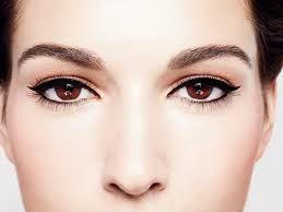 Resultado de imagen de ojos caidos eyeliner